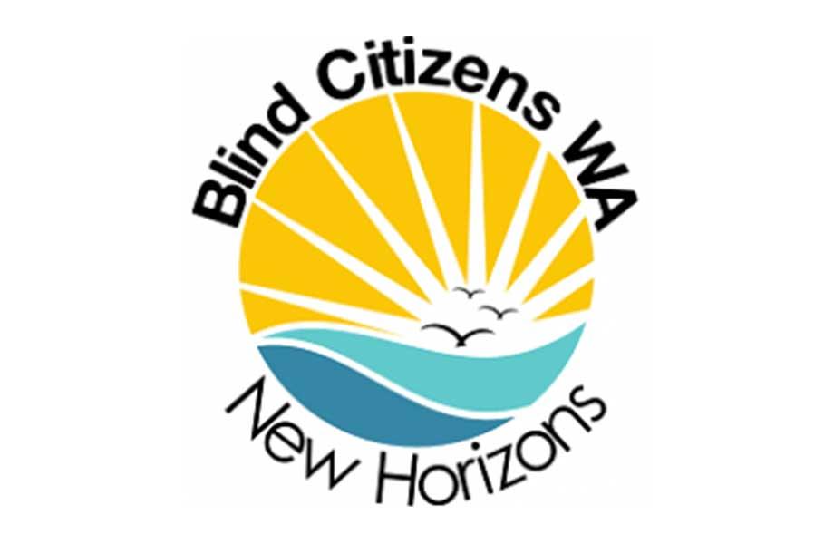Blind Citizens WA Logo