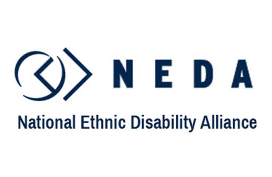 National Ethnic Disability Alliance logo