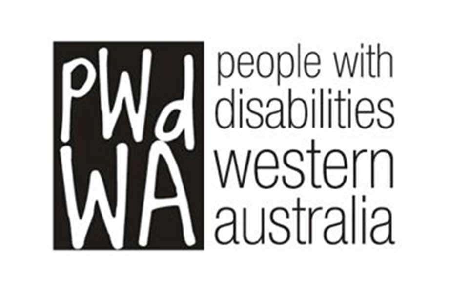 People with Disabilities Western Australia logo